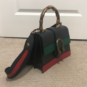 Gucci top handle bag